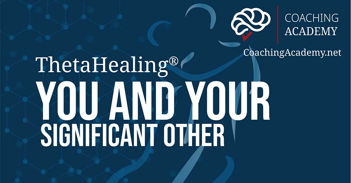 ThetaHealing You and your Significant Other Course banner