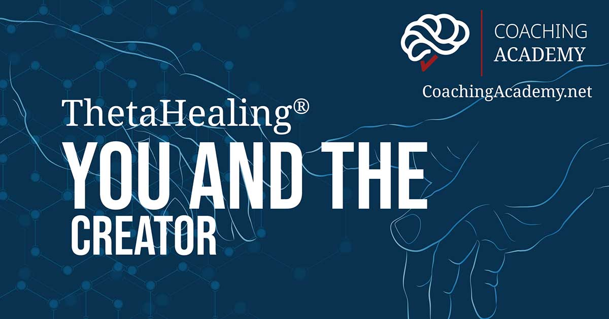 ThetaHealing You and the Creator Course banner