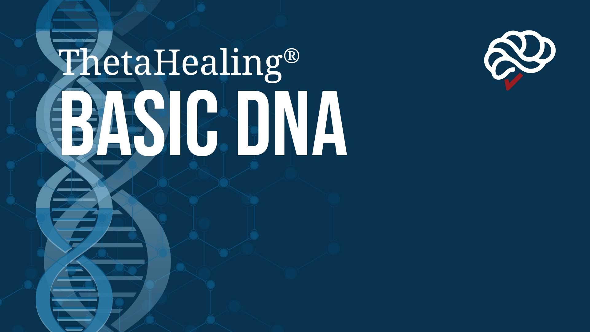 ThetaHealing Basic DNA Course banner