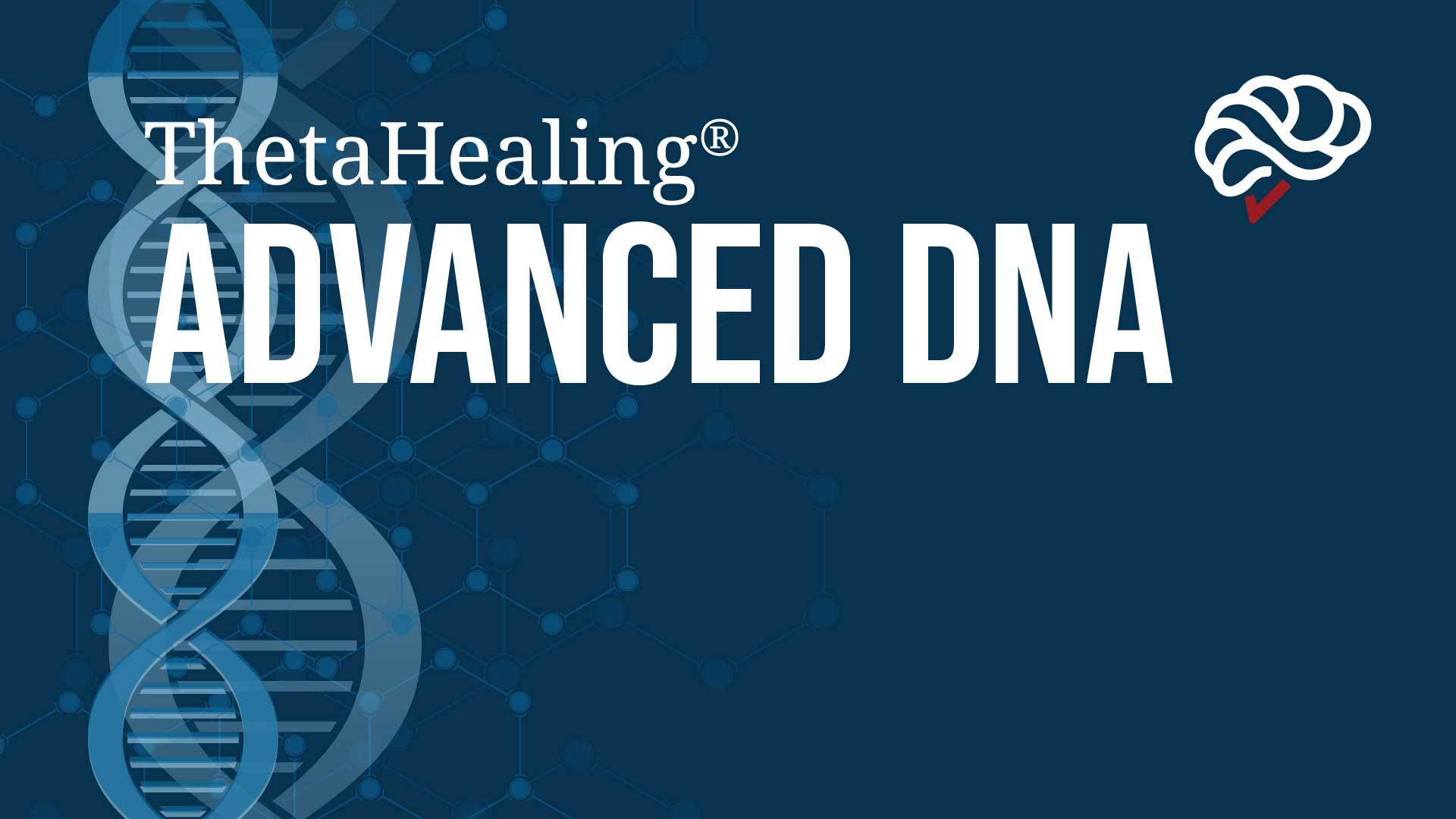 ThetaHealing Advanced DNA Course banner